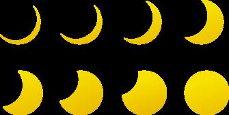 月のリズムを使って運気を上げる!幸運引き寄せ体質になるための浄化活用法