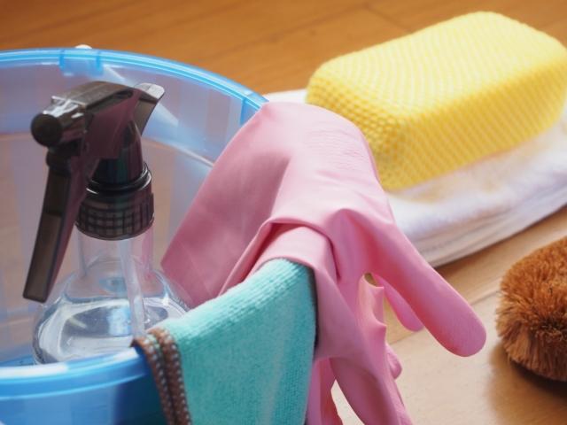 掃除と浄化